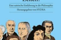 Die unfrisiertesten Philosophen aller Zeiten, herausgegeben von HYDRA (Cover © Holzbaum Verlag)