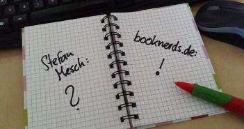 Stefan Meschs Blogfragen, beantwortet von ein paar booknerds