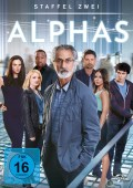 Alphas Staffel 2 (Cover © Universal Pictures Home Entertainment)