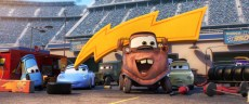 CARS 3 (Pictured L-R) © 2017 Disney•Pixar. All Rights Reserved.