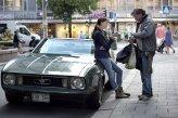 Olivia, Tom und ein Mustang