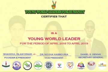 Young World Leaders for Humanity