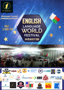 ENGLISH LANGUAGE WORD FESTIVAL