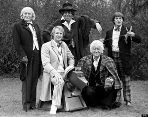 Dr Who The Five Doctors