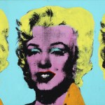 Andy Warhol - Three Marilyns 1962 National Gallery of Victoria
