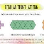 Regular tessellations - Young World Club