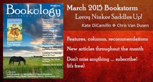 Bookology March issue