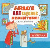 Arlo's Artrageous Adventure!