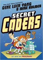 Secret Coders cover