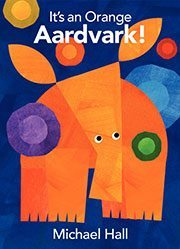 It's an Orange Aardvark