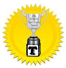School-wide Tiger Trophy