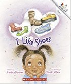 I Like Shoes by Candice Ransom