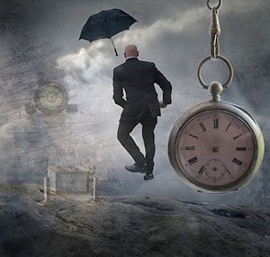 Time and Umbrella