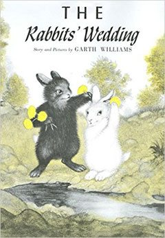 The Rabbits Wedding by Garth Williams