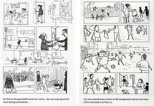 Comics Confidential, Danica Novgorodoff