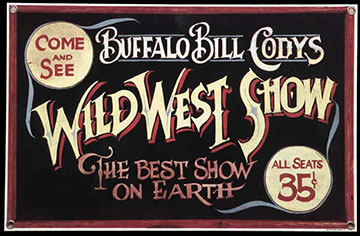 Buffalo Bill Cody Wild West Show