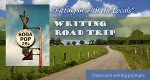 Writing Road Trip by Lisa Bullard