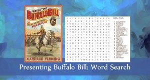 Word Search: Presenting Buffalo Bill