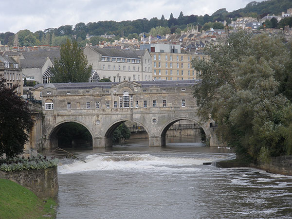 City of Bath, England