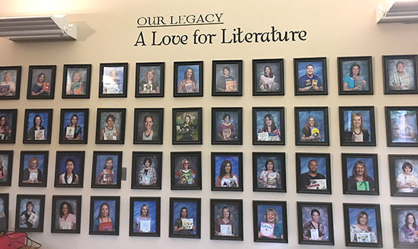 Our Legacy Zaharis Elementary School
