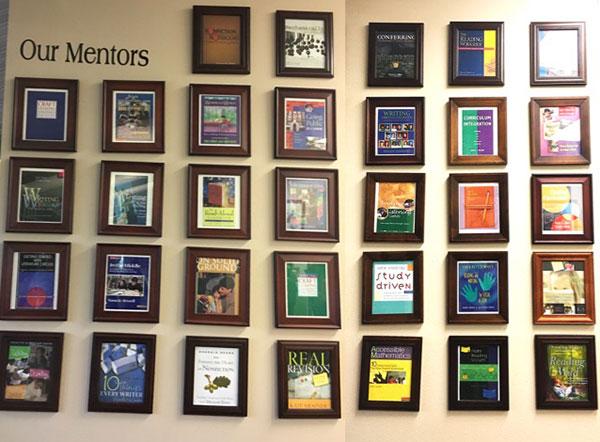 Our Mentors - Zaharis Elementary School