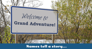Writing Road Trip | Next Exit: Adventure | by Lisa Bullard