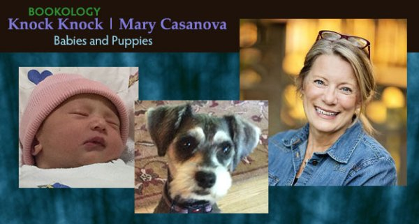 Mary Casanova Babies and Puppies
