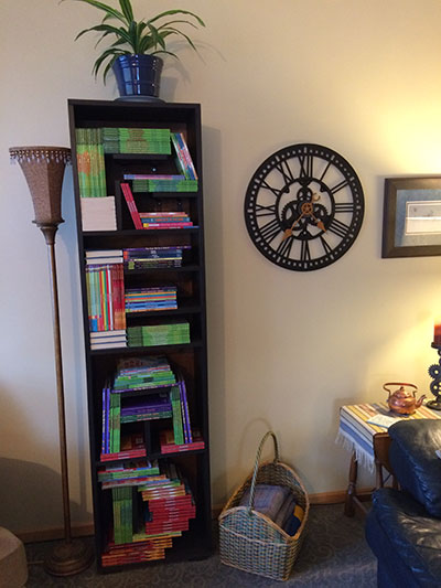 Lisa Bullard's READ Bookcase