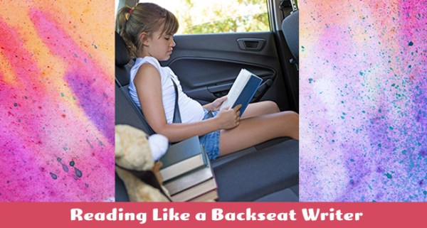 Writing Road Trip | Backseat Drivers | Lisa Bullard
