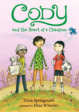 Cody and the Heart of a Champion cover