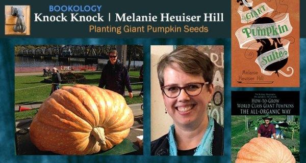 Melanie Heuiser Hill Planting Giant Pumpkin Seeds