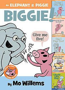 Elephant & Piggie Biggie!