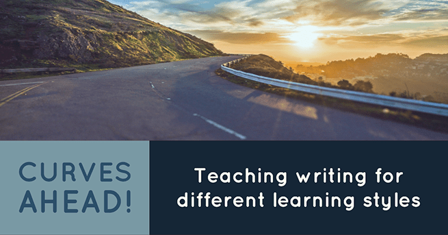 Writing Road Trip | Curves Ahead | by Lisa Bullard