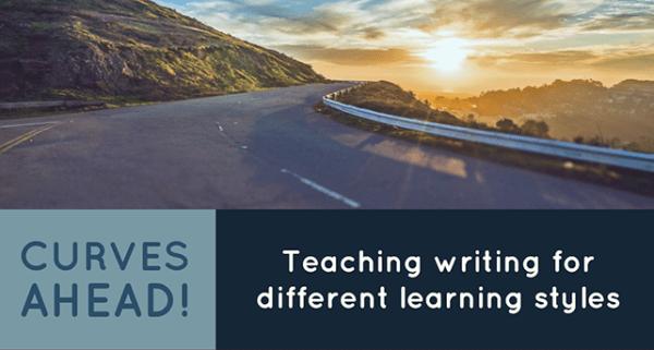 Writing Road Trip   Curves Ahead   by Lisa Bullard