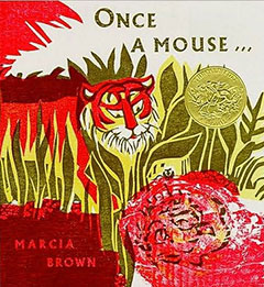Once Upon a Mouse by Marcia Brown