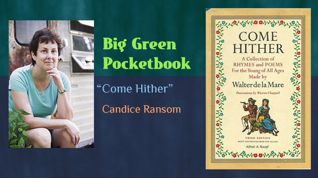 Candice Ransom, Come Hither, Big Green Pocketbook