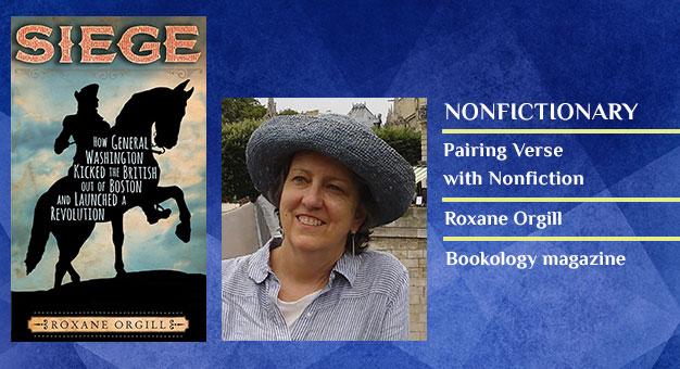 Roxane Orgill Pairing Verse with Nonfiction