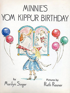 Minnie's Yom Kippur Birthday