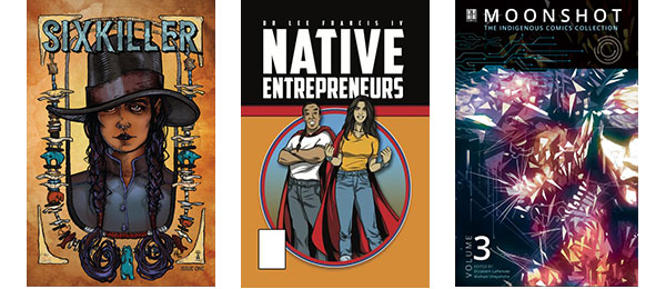 Native Realities books