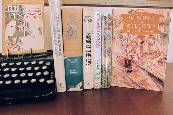 Candice Ransom Self on the Shelf Books