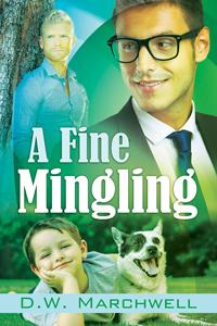 mingling