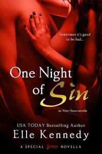 one sin