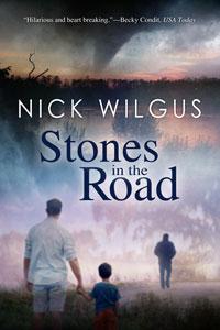 stones in road