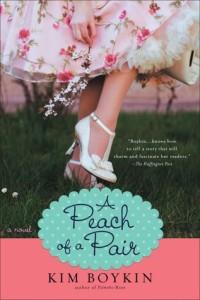 peach pair