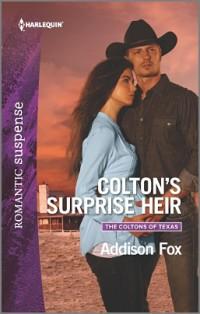 colton's surprise
