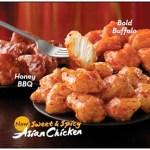 Wendy's New Boneless Chicken Wings