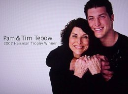 s TIM TEBOW SUPER BOWL AD VIDEO COMMERCIAL PAM large