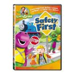 Lets Grow Safety First DVD