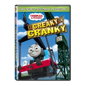Thomas Friends Creaky Cranky DVD