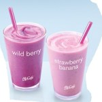 McDonald's Real Fruit Smoothies and Coupon
